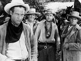 The Left Handed Gun, Paul Newman, John Dierkes, Colin Keith-Johnston, 1958 Pósters