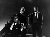 The Big Combo, Richard Conte, Brian Donlevy, Cornel Wilde, 1955 Photographie