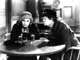 Anna Christie, Greta Garbo, Marie Dressler, 1930 Photographie