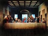 Quo Vadis, The Last Supper, 1951 Photo