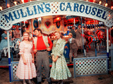 Carousel, Shirley Jones, Gordon MacRae, Barbara Ruick, 1956 Photo