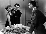 Mr. Lucky, Laraine Day, Cary Grant, Paul Stewart, 1943, Money Prints