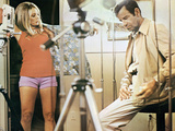 Charley Varrick, Sheree North, Walter Matthau, 1973 Photo