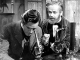 The Story Of Louis Pasteur, Donald Woods, Paul Muni, 1935 Lminas