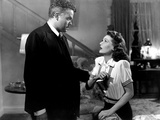 The Stranger, Orson Welles, Loretta Young 1946 Prints