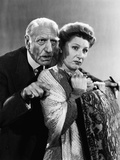 And Then There Were None, C. Aubrey Smith, Judith Anderson, 1945 Print