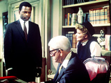 Guess Who's Coming To Dinner, Sidney Poitier, Spencer Tracy, Katharine Hepburn, 1967 Poster