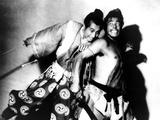 Rashomon, Masayuki Mori, Toshiro Mifune, 1950 Photo