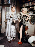 The Seven Year Itch, Tom Ewell, Marilyn Monroe, 1955 Photo