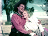 Oklahoma!, Gordon MacRae, Shirley Jones, 1955 Photo