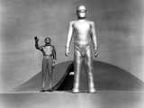 The Day The Earth Stood Still, Michael Rennie, 1951 Print