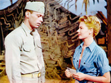 South Pacific, John Kerr, Mitzi Gaynor, 1958 Photo