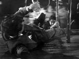 Strangers On A Train, Robert Walker, Farley Granger, 1951 Photo