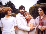 Women In Love, Oliver Reed, Glenda Jackson, Alan Bates, Jennie Linden, Eleanor Bron, 1969 Photo