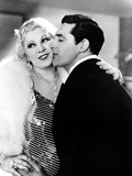I'm No Angel, Mae West, Cary Grant, 1933 Photo