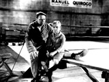 The Champ, Wallace Beery, Jackie Cooper, 1931 Print