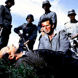 The Great Escape, Donald Pleasence, James Garner, 1963 Photo