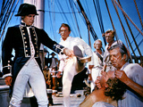 Mutiny On The Bounty, Marlon Brando, Trevor Howard, Gordon Jackson, Richard Harris, 1962 Prints