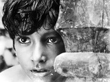 Pather Panchali, Subir Bannerjee, 1955 Photo