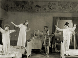 Peter Pan, Philippe De Lacey, Mary Brian, Betty Bronson, Jack Murphy, 1924 Photo