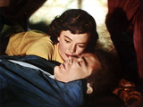 Rebel Without A Cause, Natalie Wood, James Dean, 1955 Affischer