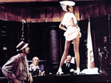 Myra Breckinridge, Roger C. Carmel, John Huston, Raquel Welch, Robert P. Lieb, 1970 Prints