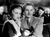 The 39 Steps, Madeleine Carroll, Robert Donat, 1935 Photo