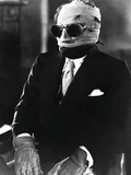 The Invisible Man, Claude Rains, 1933 Plakat