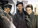 The Guns Of Navarone, James Darren, David Niven, Gia Scala, 1961 Print