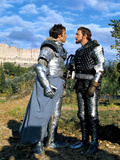Camelot, Franco Nero, Richard Harris, 1967 Print