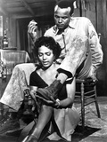 Carmen Jones, Dorothy Dandridge, Harry Belafonte, 1954 Poster