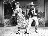 Show Boat, Marge Champion, Gower Champion, 1951 Prints