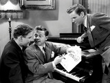 Words And Music, Tom Drake, Mickey Rooney, Marshall Thompson, 1948 Photo