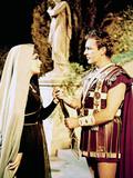 Cleopatra, Elizabeth Taylor, Richard Burton, 1963 Prints