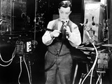 The Cameraman, Buster Keaton, 1928 Photo