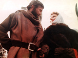 The Lion In Winter, Peter O'Toole, Katharine Hepburn, 1968 Photo