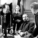 The Story Of Louis Pasteur, Josephine Hutchinson, Paul Muni, 1935 Psters
