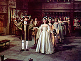Anne Of The Thousand Days, Richard Burton, Genevieve Bujold, 1969 Prints