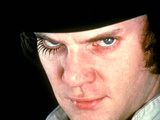 A Clockwork Orange, Malcolm McDowell, 1971 Poster