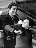 Captains Courageous, Spencer Tracy, Freddie Bartholomew, 1937 Photo