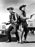Pardners, Dean Martin, Jerry Lewis, 1956, Guns Photo