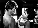 Cape Fear, Robert Mitchum, Polly Bergen, 1962 Photo