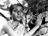 Pather Panchali, Umas Das Gupta As Adolescent Durga, 1955 Photo