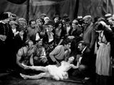 Street Angel, Janet Gaynor, Charles Farrell, Henry Armetta, 1928 Photo