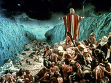 The Ten Commandments, Charlton Heston, 1956 Psters
