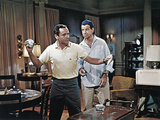 The Odd Couple, Jack Lemmon, Walter Matthau, 1968 Poster