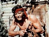 Apache, Burt Lancaster, 1954 Photo