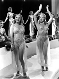 Tin Pan Alley, Alice Faye, Betty Grable, 1940 Print