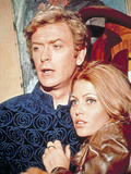 The Italian Job, Michael Caine, Maggie Blye, 1969 Photo