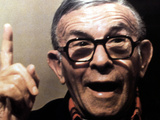 Oh, God!, George Burns, 1977 Photo